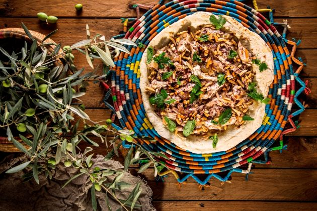 Совсем скоро в Хайфе: Фестиваль арабской кухни