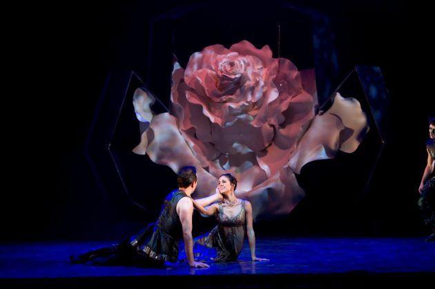 Старая сказка о любви в «Израильском балете»
