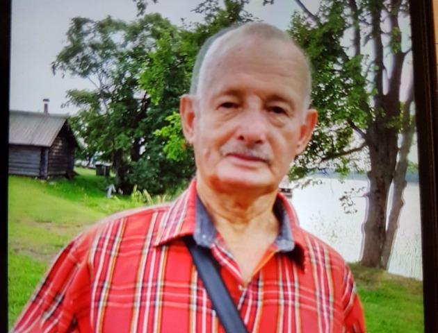 Полиция просит помочь в поисках Бориса Белкина