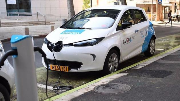 Электромобили в Хайфе: какие могут произойти изменения