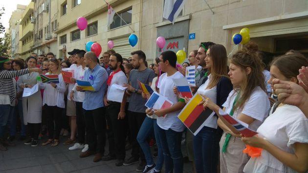Более 300 молодых репатриантов приехали в Хайфу