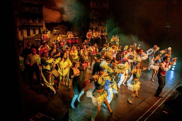 В Израиле начинаются гастроли шоу Pasion de Buena Vista при участии  легендарного кубинского певца Хозе Гильермо Пуэбла Бризуэла