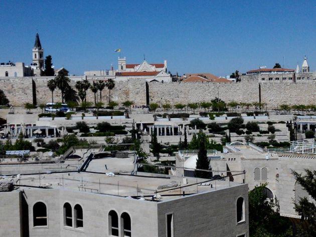Приглашаем на экскурсию по Иерусалиму