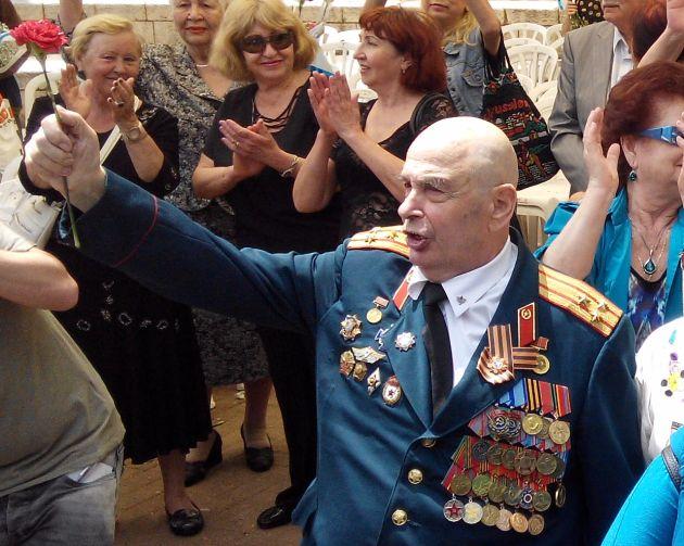 Уникальная судьба хайфчанина, принявшего участие в Параде Победы на Красной Площади в 1945 году
