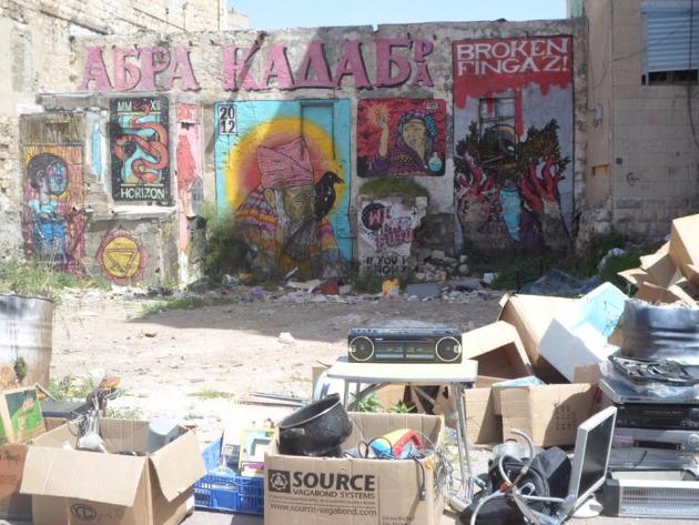«Блошиный» рынок Хайфы будет открыт и по вечерам