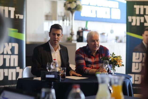 Знакомьтесь: кандидат в мэры Хайфы Давид Эциони-7 фактов из его жизни