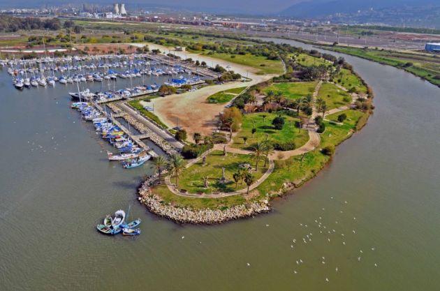 Ещё один шаг на пути создания огромного парка в устье реки Кишон