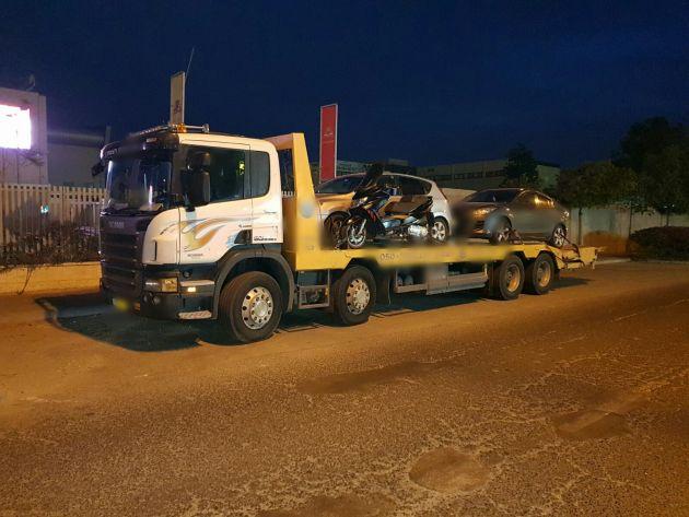 Проверка на дорогах: алкогольные пары «накрыли» полицейских