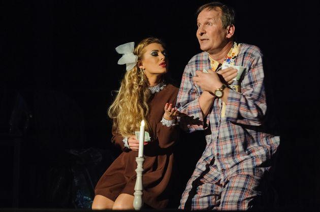Звезды театра и кино поставят в Израиле «Ловушку для мужа»