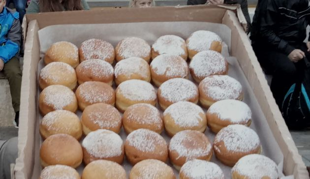 Сколько хайфчан готовы заплатить за ханукальный пончик более 10 шекелей?