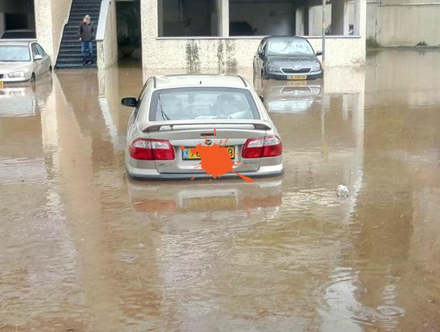 Когда Хайфа прекратит превращаться в Венецию после дождя?