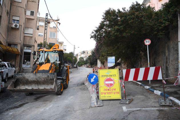 На Адаре продолжают основательный ремонт улиц