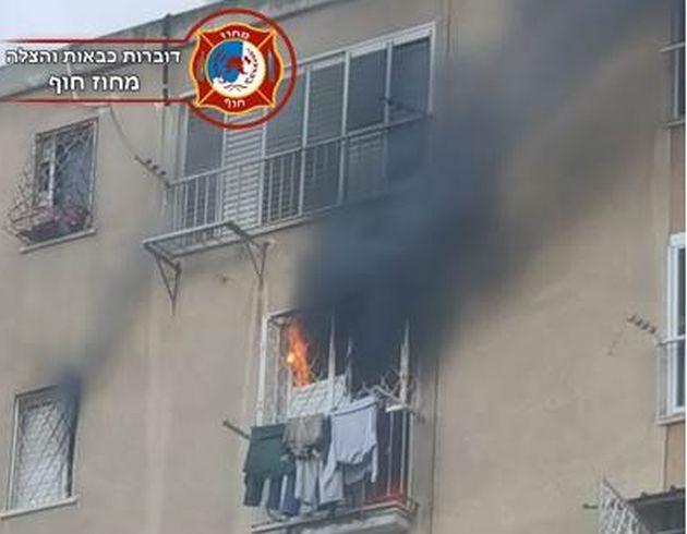 Трагедия в Нешере: в результате пожара пострадали люди, кошки и собака