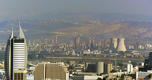 Хайфа: борьба за чистый воздух продолжается