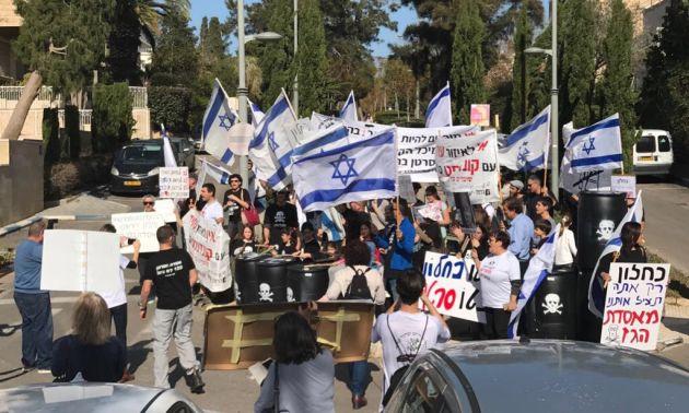 Каждую пятницу в Хайфе будут проходить многочисленные демонстрации