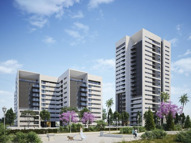 Началась реализация нового жилищного проекта в районе Кирьят-Элиэзер