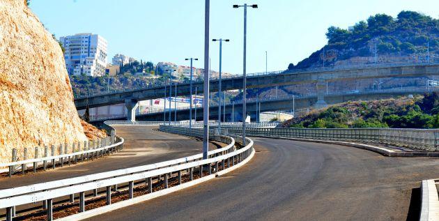 Адар соединят с шоссе «Нахаль ха-гиборим»