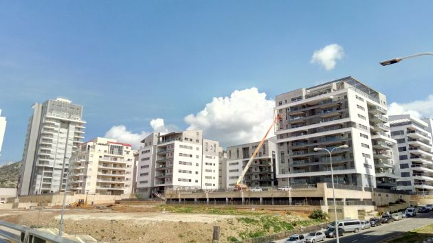 В Хайфе «расхватывают» новые квартиры