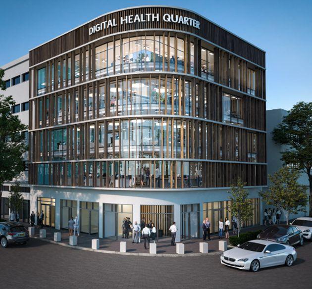 Через год в историческом здании откроется Центр инновационной медицины