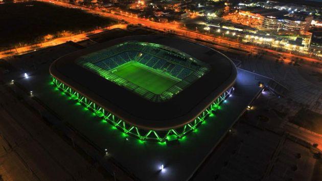 «Два сумасшедших» на стадионе-в четверг возможны заторы в его окрестностях