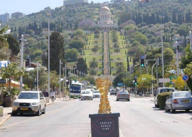 Giro d'Italia в Израиле: большой спортивный праздник и транспортный апокалипсис