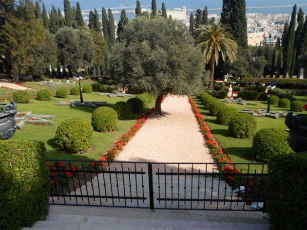 Бахайские сады в Хайфе и Акко закрыты на продолжительный срок