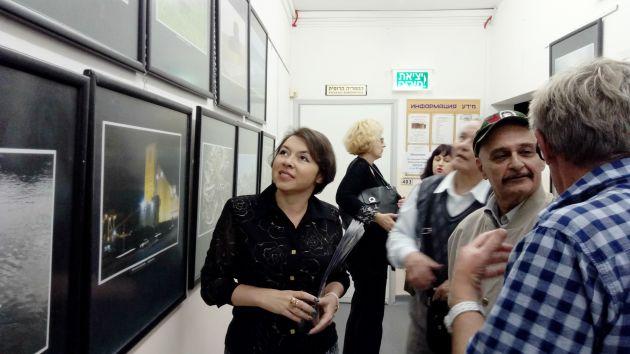 Открылась фотовыставка участников Центра независимой жизни