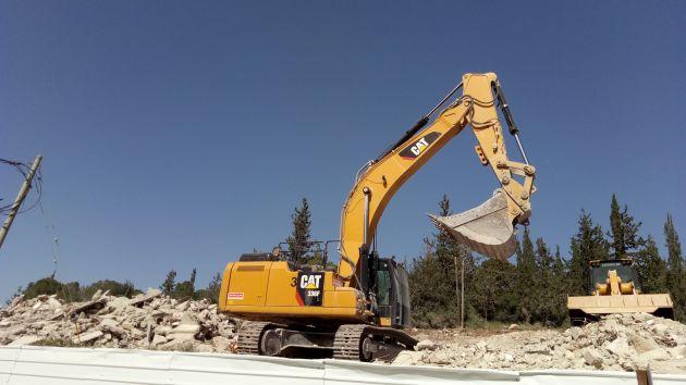 Массу зданий в Неве-Шаанане разрушат до основанья, а затем…