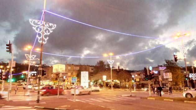 Эпицентр празднования Дня независимости-Неве-Шаанан