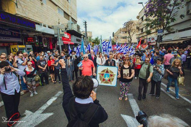В пятницу состоится самый массовый Парад Победы в Израиле