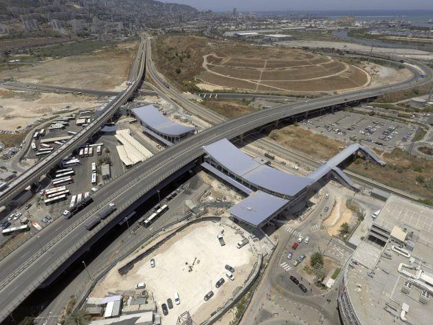 Вот-вот: открытие нового крытого транспортного терминала Хайфы