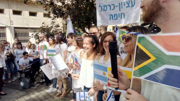 Более 200 молодых репатриантов со всего мира начали обучение в Хайфе