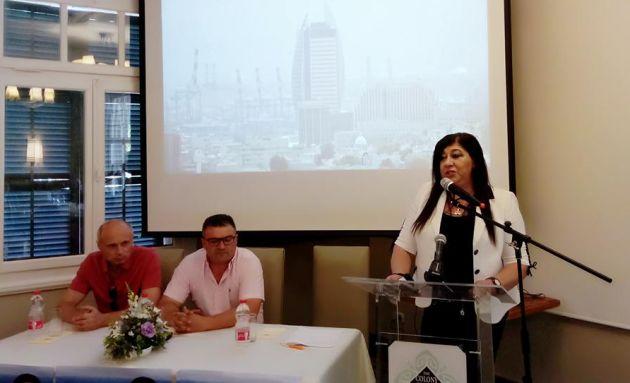 Фракция «Хайфа Наш Дом» провела пресс-конференцию