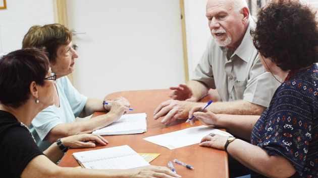Хайфа: первая в Израиле бизнес-программа, рассчитанная на пенсионеров