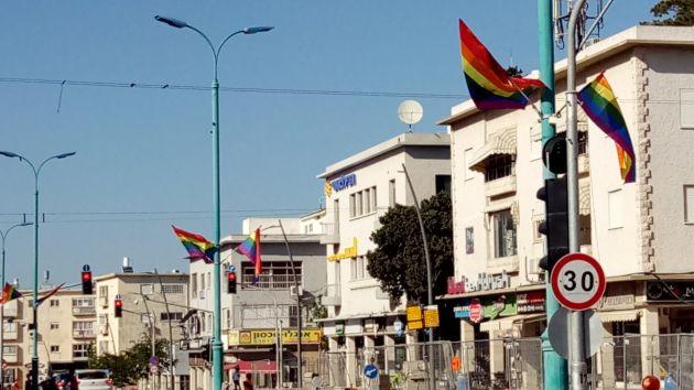 Мэрия Хайфы «креативит» накануне «Парада гордости»