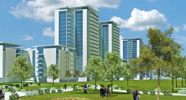 В новом районе построят ещё 5072 квартир
