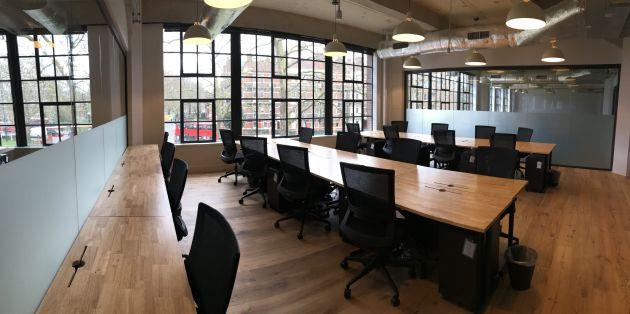Скоро в Хайфе: WeWork предложит арендовать офис любого размера, от кабинета на одного сотрудника до штаб-квартиры на 500 человек