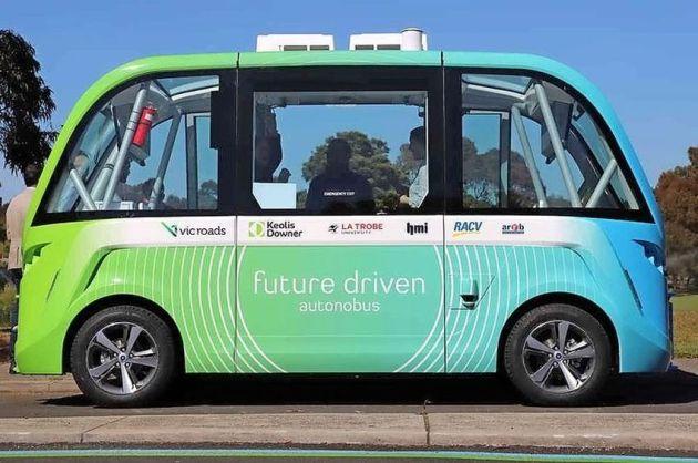 Хайфа станет первым израильским городом с автономными беспилотными автобусами и такси