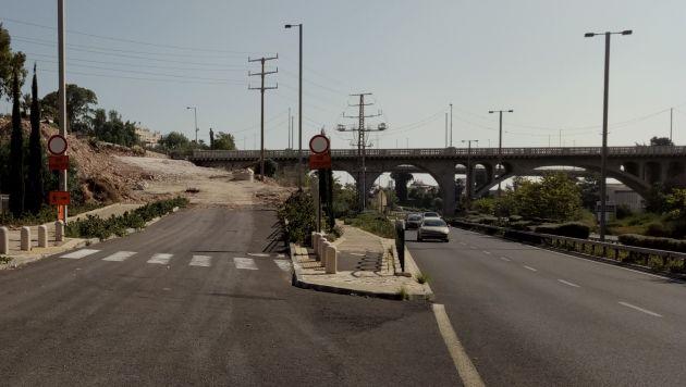 Через несколько месяцев Адар соединят с шоссе Нахаль ха-Гиборим