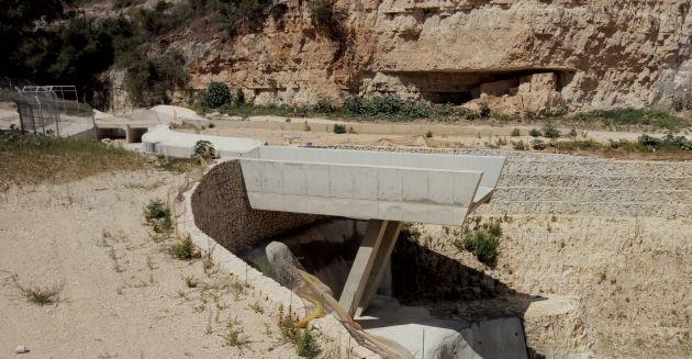 Экстрим-парк рядом с шоссе «Нахаль ха-гиборим»: водопад, острова и озеро готовы, осталось лишь… (Видео)