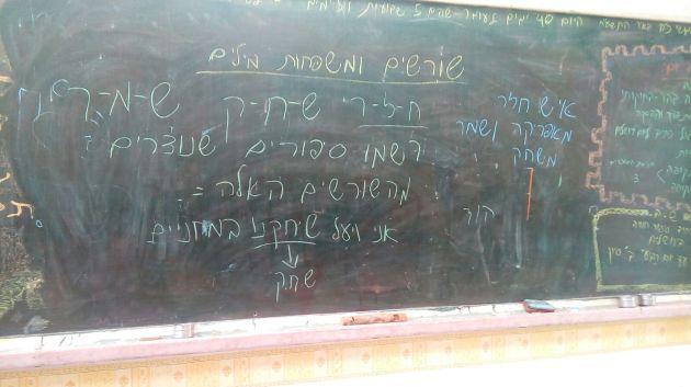 """770 репатриантов — школьников """"подтянут"""" за лето иврит и другие школьные предметы"""