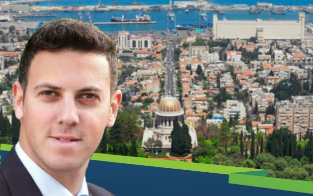 Новые факты предвыборной гонки Хайфы: Эциони набирает обороты