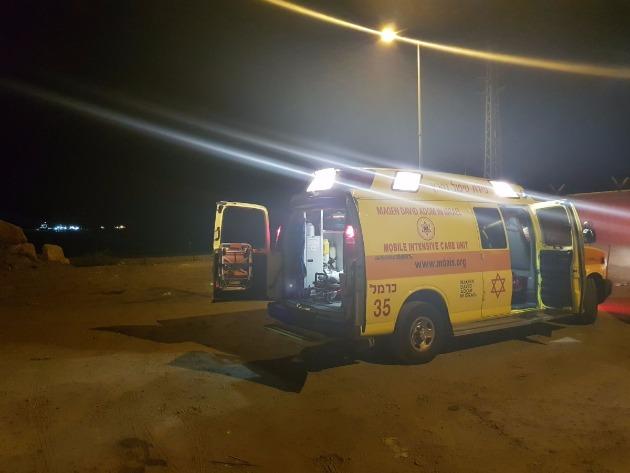 Второй случай за день: на пляже в Бат-Галим едва не утонул отдыхающий