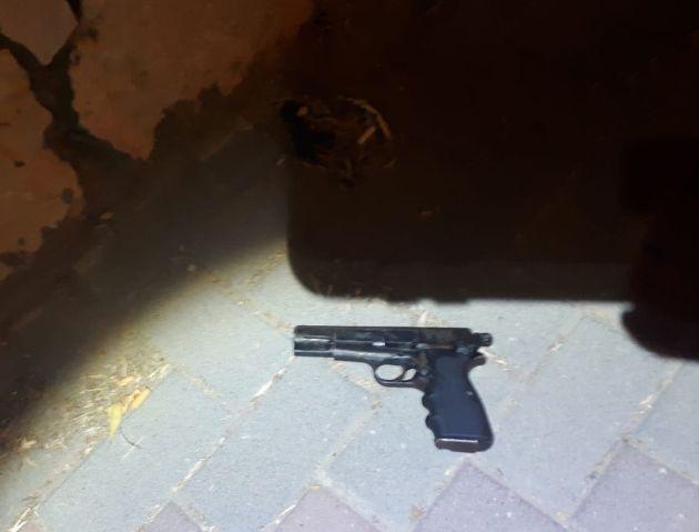 Хайфа: ночью на улице едва не застрелили молодого человека