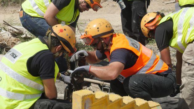 Хайфа готовится к землетрясению