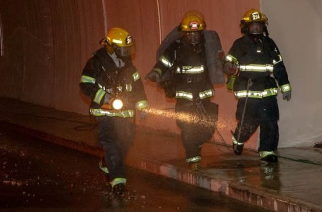 ЧП в хайфской больнице: возгорание и дым