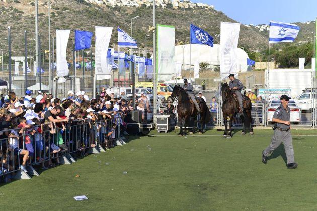 Более 6.000 человек посетили фестиваль «Полиция любит Хайфу»