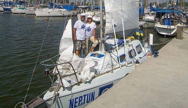 В Хайфу прибыла яхта «Нептун» с важной миссией
