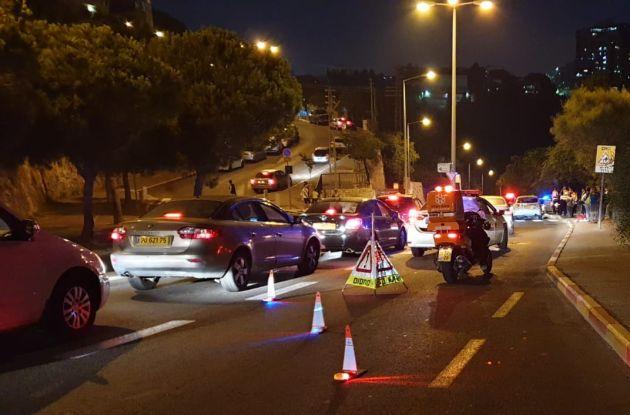 ДТП на Центральном Кармеле: серьёзно пострадала женщина-пешеход