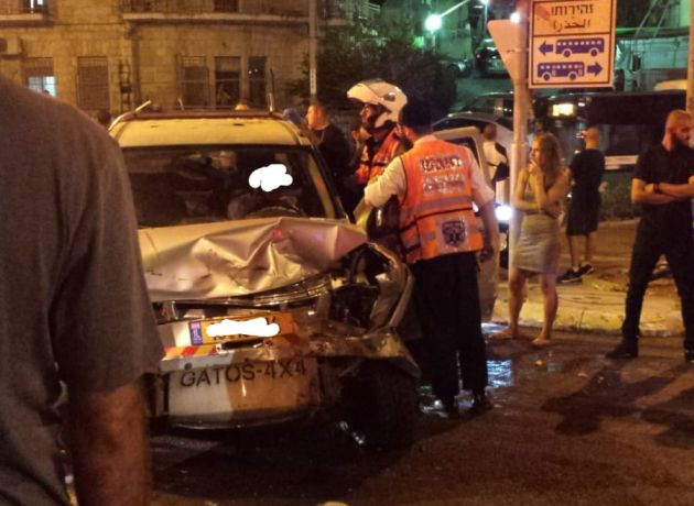 Аварии два вечера подряд на одной улице
